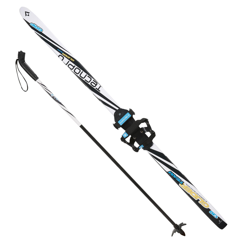 Luge En Bois Intersport : Cross Country Ski